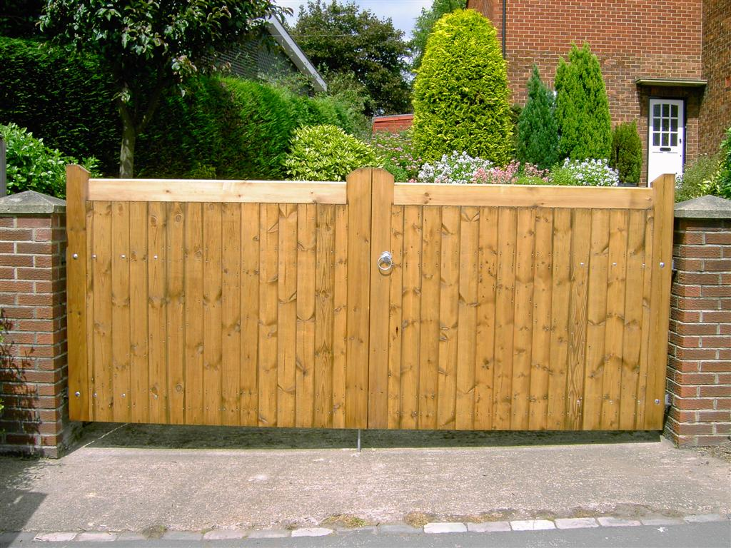1024x768px 8 Awesome Driveway Gate Designs Picture in Others