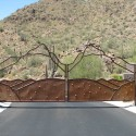 Driveway Gates , 8 Awesome Driveway Gate Designs In Others Category