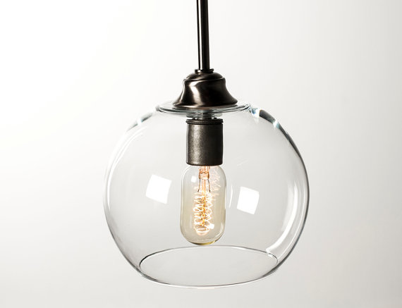 Lightning , 7 Gorgeous Edison Bulb Light Fixtures : Edison Bulb Pendant Light Fixture