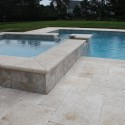 Elegant Ivory Travertine Pool Coping , 7 Hottest Travertine Pool Coping In Others Category