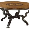 Emerson Et Cie Palermo Round Dining Table , 7 Awesome Emerson Dining Table In Furniture Category