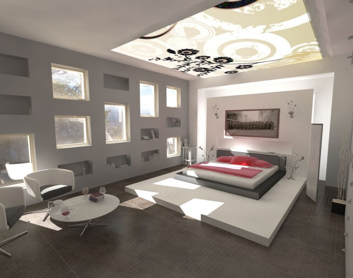 Bedroom , 7 Hottest Interior Bedroom Design Ideas : Exclusive Interior Bedroom Ideas