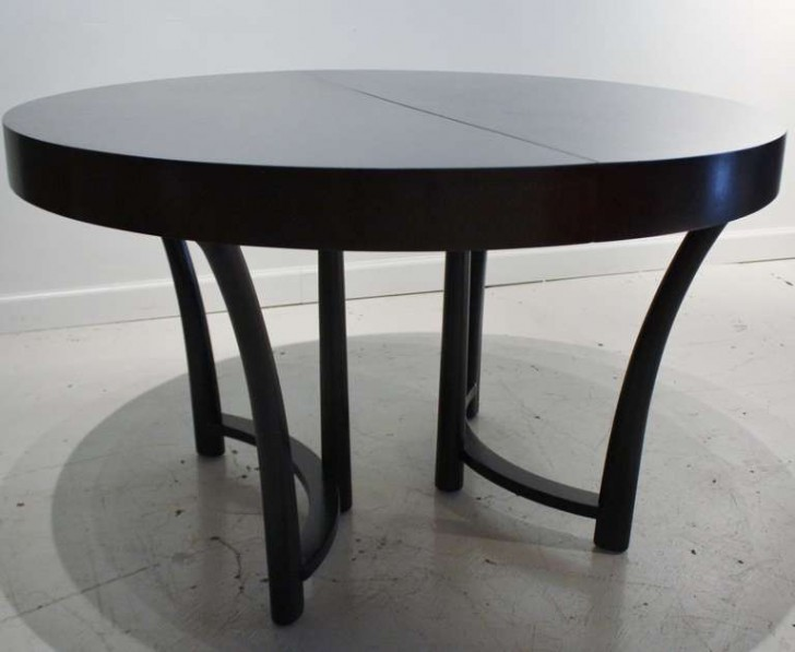 Furniture , 7 Stunning Expandable Round Dining Table : Expandable Round Dining Table
