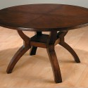 Expandable Round Dining Table , 5 Excellent Expanding Round Dining Room Table In Furniture Category