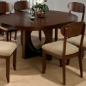 Expandable Round Table , 8 Charming Expandable Dining Table Set In Dining Room Category