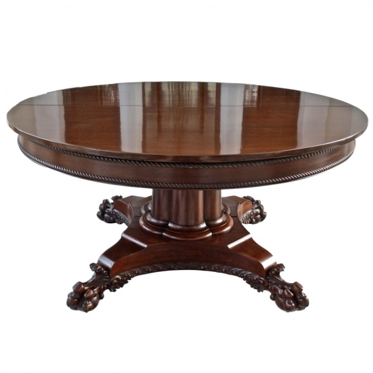 Furniture , 5 Excellent Expanding Round Dining Room Table : Expanding Dining Table
