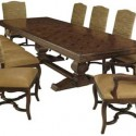 Extension Trestle Dining Table , 7 Awesome Emerson Dining Table In Furniture Category
