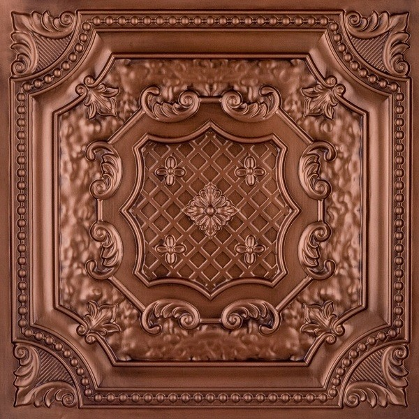 600x600px 8 Stunning Faux Tin Ceiling Tiles Picture in Others