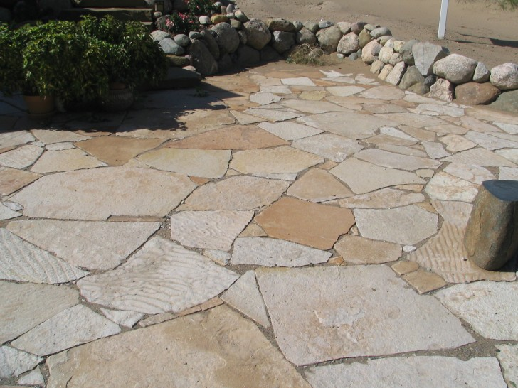 Others , 7 Hottest Flagstone Patio Designs : Flagstone Patios