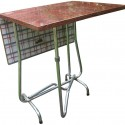 Folding Dining Table Retro , 7 Fabulous Formica Dining Tables In Furniture Category