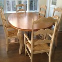 French Country Dining Table , 8 Stunning French Provincial Dining Table And Chairs In Dining Room Category