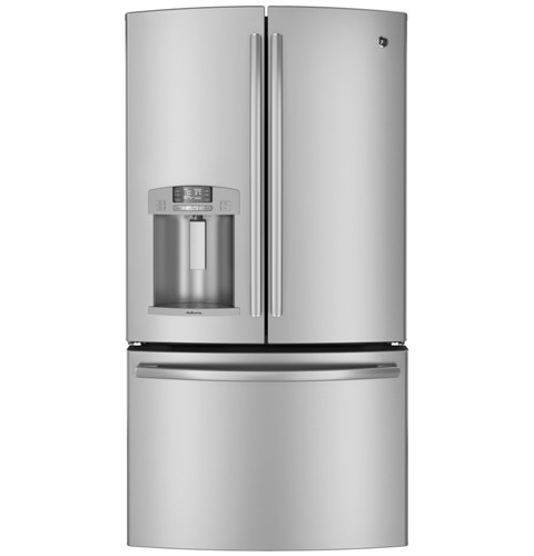 Kitchen Appliances , 4 Awesome Ge Adora Refrigerator : French-Door Ice