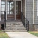 Front Entrance Railing , 7 Unique Front Porch Railings In Homes Category