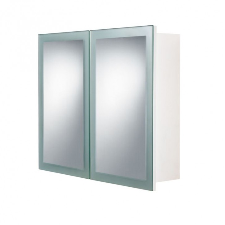 Others , 6 Superb Frosted Glass Cabinet Doors : Frosted Glass Double Door Cabinet