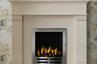 700x700px 7 Stunning Limestone Fireplace Picture in Others