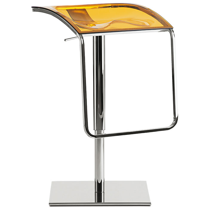 Furniture , 7 Fabulous Funky Bar Stools : Gas Lift Bar Stool