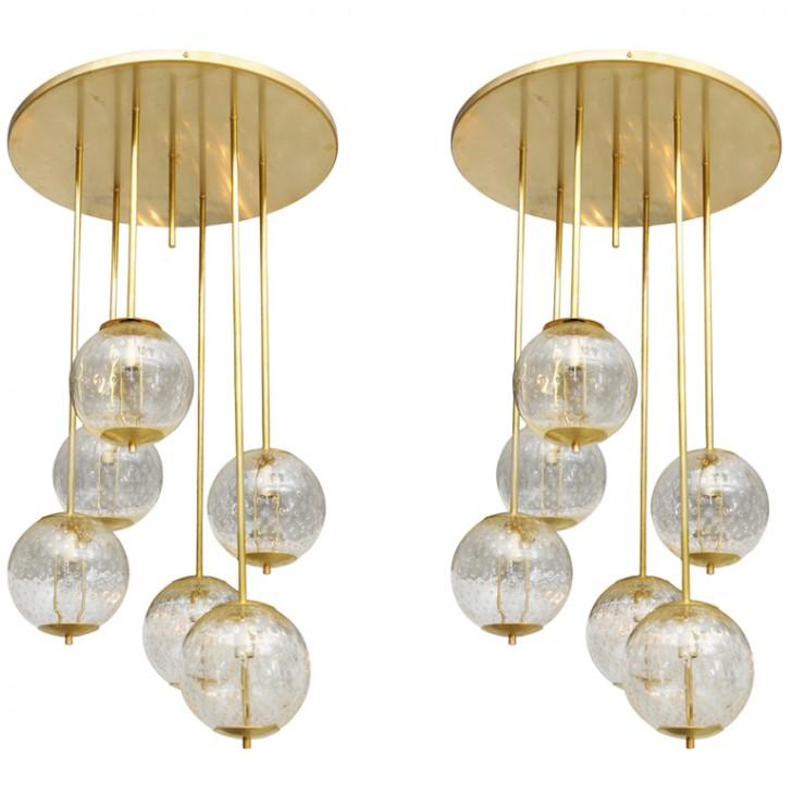 Lightning , 7 Superb Bubble Light Fixture : Glass Bubble Light Fixture