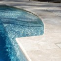 Gold travertine pool coping , 7 Hottest Travertine Pool Coping In Others Category