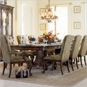 Grandeur Double Pedestal , 8 Gorgeous Hooker Dining Room Table In Dining Room Category
