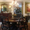 Green Tuscan Dining Room , 6 Fabulous Tuscan Dining Room Tables In Dining Room Category