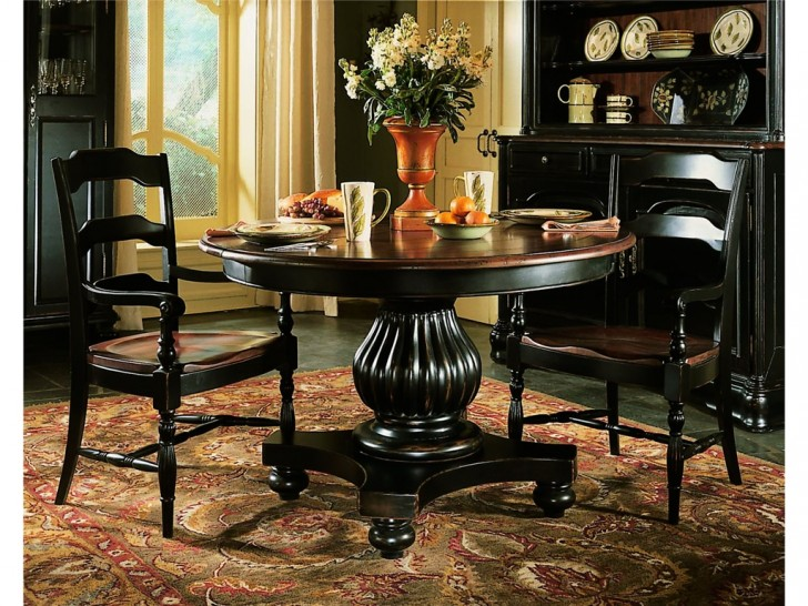 Dining Room , 8 Gorgeous Hooker Dining Room Table : Hooker Furniture Dining Room