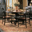 Hooker Indigo Creek Round Dining Table Complete , 7 Excellent Hooker Dining Room Tables In Dining Room Category