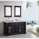 Imperial 60 Inch Double Sink Bathroom Vanity , 6 Awesome Double Sink Vanity 60 Inch In Furniture Category