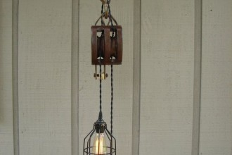 570x760px 7 Amazing Pulley Pendant Light Picture in Lightning