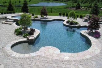800x600px 7 Top Small Inground Pools Picture in Others