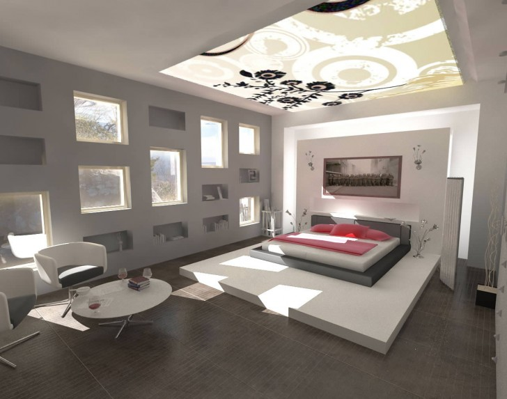 Bedroom , 6 Unique Home Interior Design Ideas : Interior Design Ideas