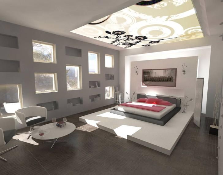 Bedroom , 6 Unique Home Interior Design Ideas : Interior Design Ideas