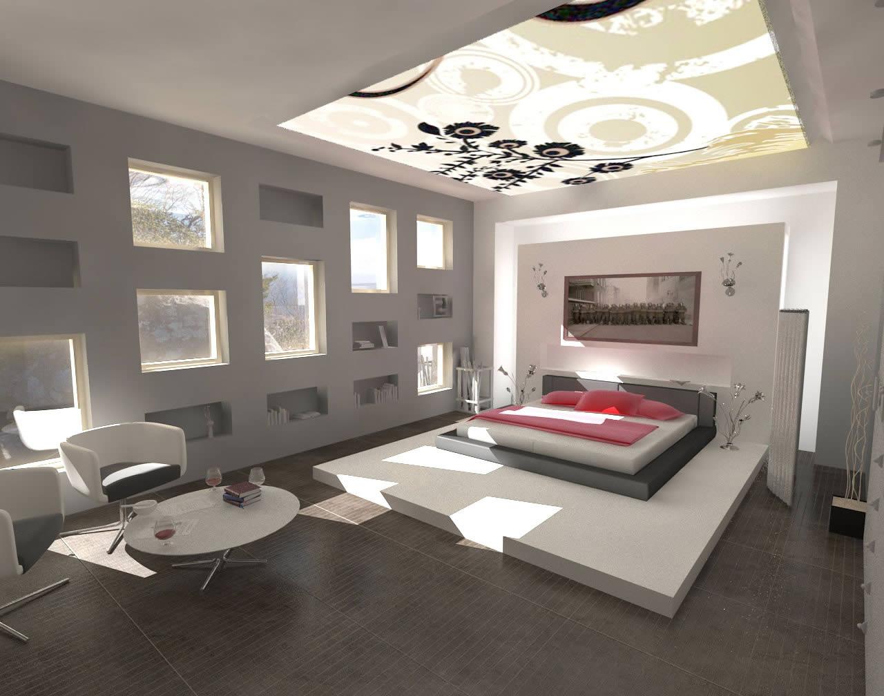 1280x1008px 6 Unique Home Interior Design Ideas Picture in Bedroom