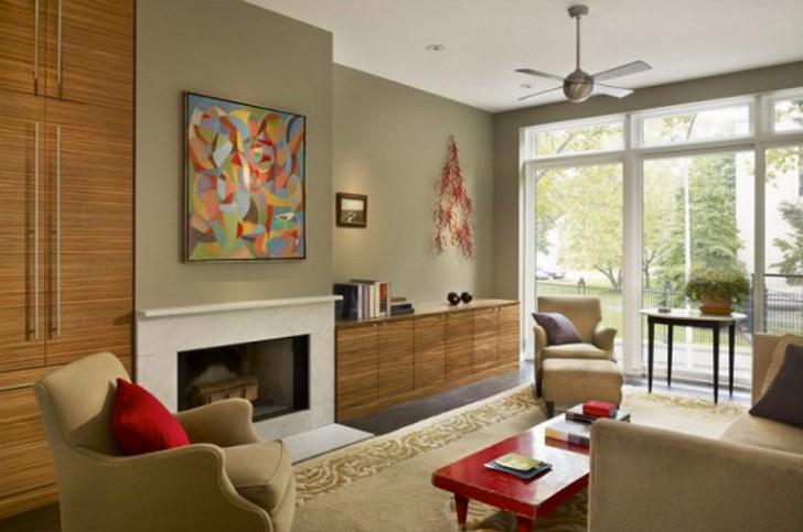 Living Room , 6 Hottest Townhouse Interior Design Ideas : Interior Design and decoration