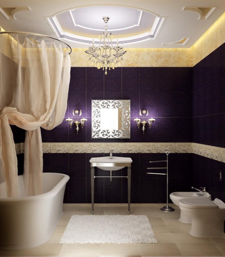 Bathroom , 7 Fabulous Interior Design Ideas Bathroom : Interior design ideas luxury bathroom