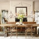 KENSINGTON DINING TABLE , 8 Amazing Arhaus Dining Tables In Dining Room Category