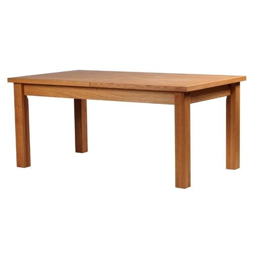 Furniture , 7 Fabulous Extendable Dining Room Tables : Kensington Mini Oak Extendable Table