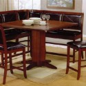 Kitchen Booths Breakfast , 7 Nice Corner Booth Dining Table In Dining Room Category