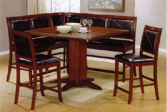 Dining Room , 7 Nice Corner Booth Dining Table : Kitchen Booths Breakfast