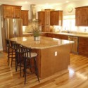 Knotty Alder Kitchen traditional kitchen , 8 Outstanding Knotty Alder Kitchen Cabinets In Kitchen Category