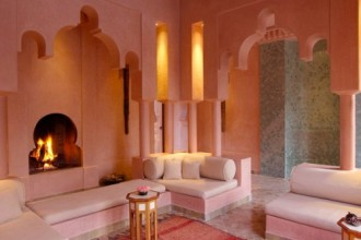 500x500px 7 Popular Moroccan Interior Design Ideas Picture in Bedroom