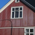 Lots of corrugated metal siding , 7 Gorgeous Corrugated Steel Siding In Others Category