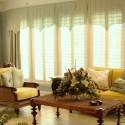 Love the sunroom window treatments , 7 Popular Sunroom Window Treatments In Interior Design Category