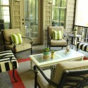 Makeover Reveal , 7 Excellent Screened Porch Furniture In Living Room Category