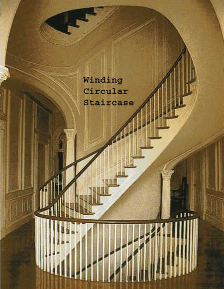 Others , 8 Amazing Winding Staircase : Maker of finest staircases