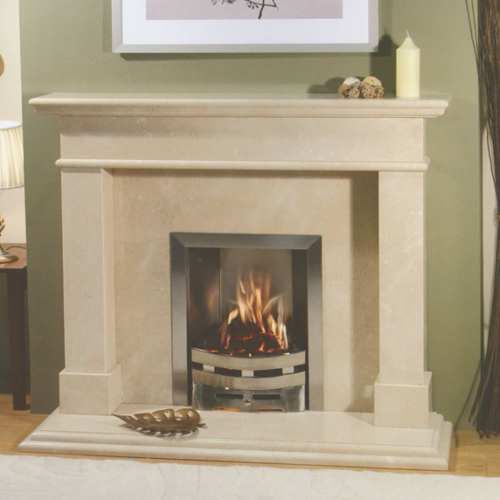 Others , 7 Perfect Limestone Fireplace Surround : Marble Fireplaces