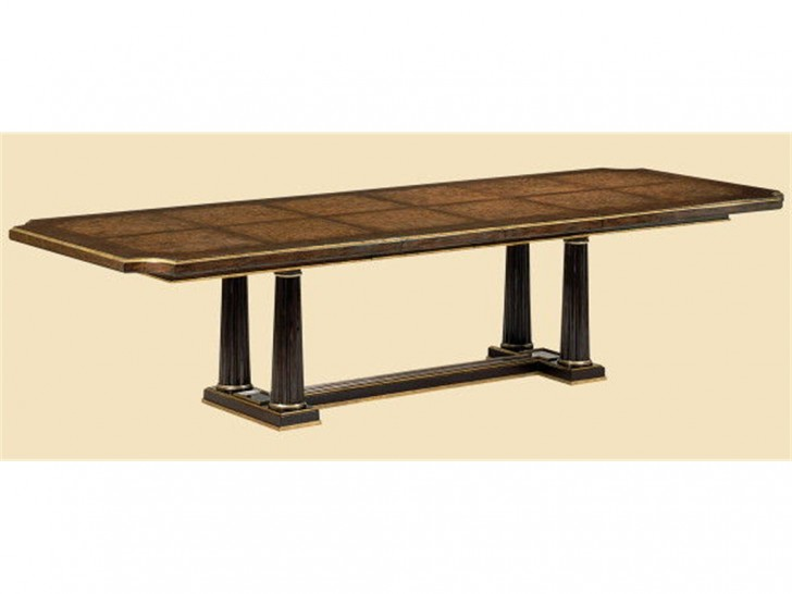 Furniture , 7 Excellent Marge Carson Dining Table : Marge Carson Dining Room