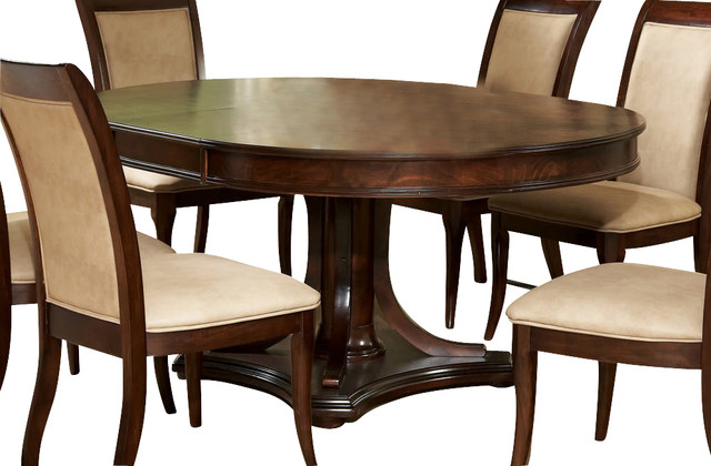 Mille 52 Inch Round Dining Table