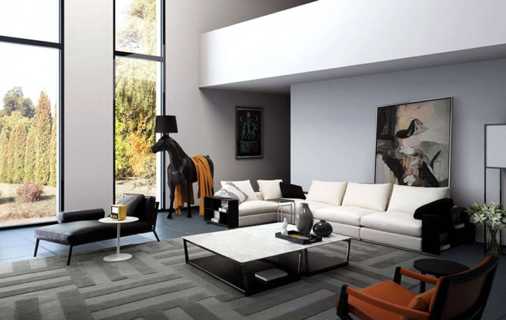 Interior Design , 7 Amazing interior modern design ideas : Modern Interior Design Ideas