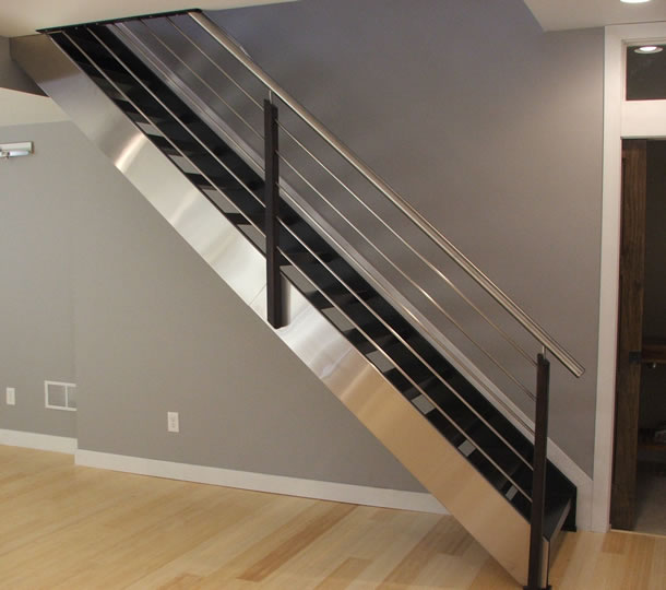 Others , 8 Amazing Modern Stair Railings : Modern Stair Railing