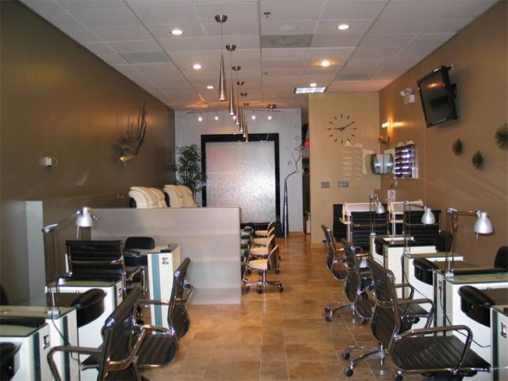 Office , 5 Fabulous Nail Salon Interior Design Ideas : Nail Salon Decorating Ideas